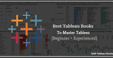 best tableau books for beginner