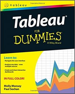 tableau book for dummies