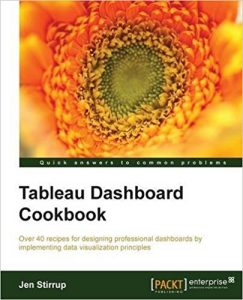 tableau cookbook dashboard